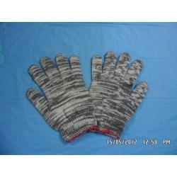 Găng tay len 60g kim 10 muối tiêu