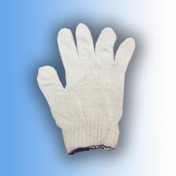 găng tay len sợi 45g màu trắng
