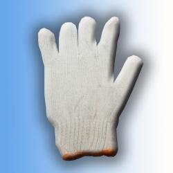 găng tay len sợi 70g màu trắng