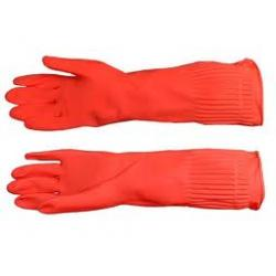 găng tay cao su dài cầu