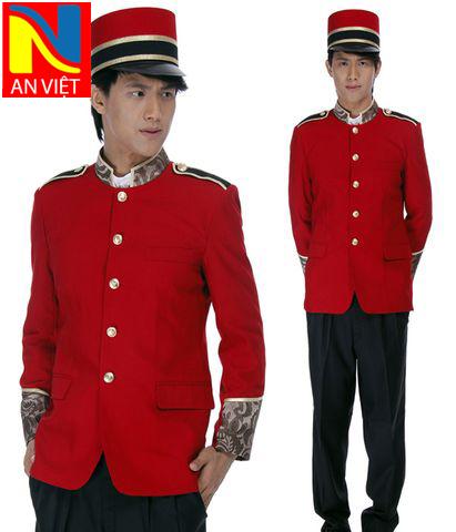 Đồng Phục Bell - doorman AV002