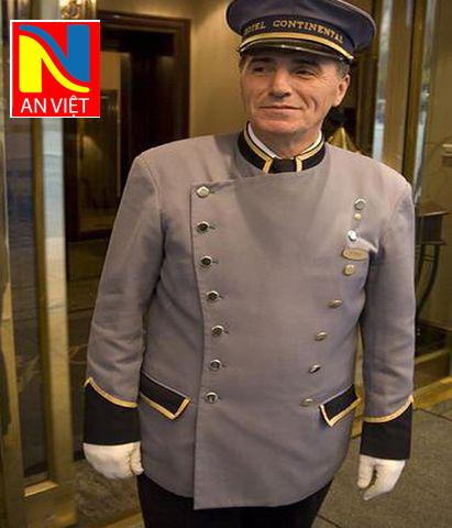 Đồng Phục Bell - doorman AV003