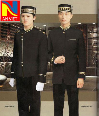 Đồng Phục Bell - doorman AV009