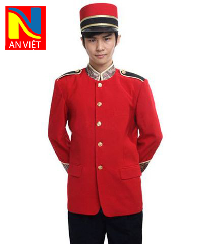 Đồng Phục Bell - doorman AV029