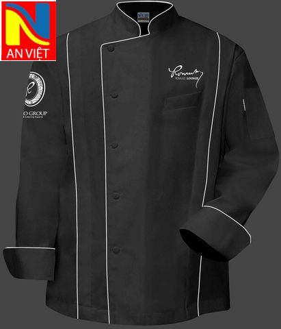 Đồng phục bếp AV028