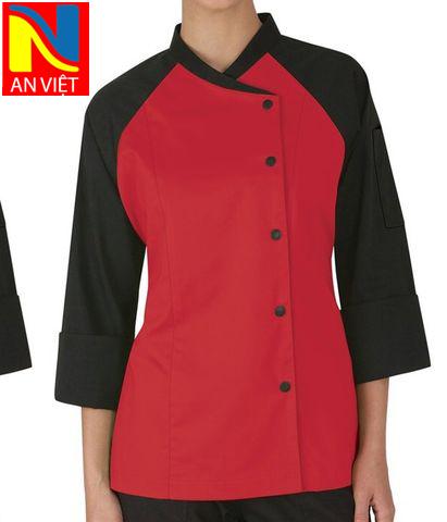 Đồng phục bếp AV021