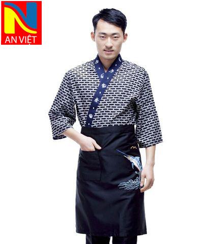 Đồng phục bếp AV019