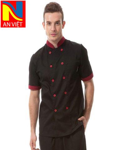 Đồng phục bếp AV018