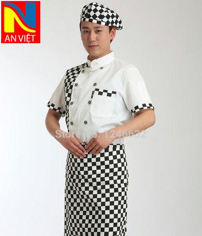 Đồng phục bếp AV002