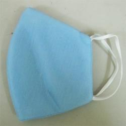 khẩu trang vải KT5 màu xanh