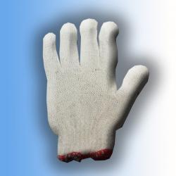 găng tay sợi màu trắng 40g