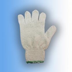 găng tay len sợi 60g màu trắng