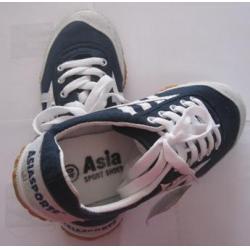 Giày asia nam đế cao su