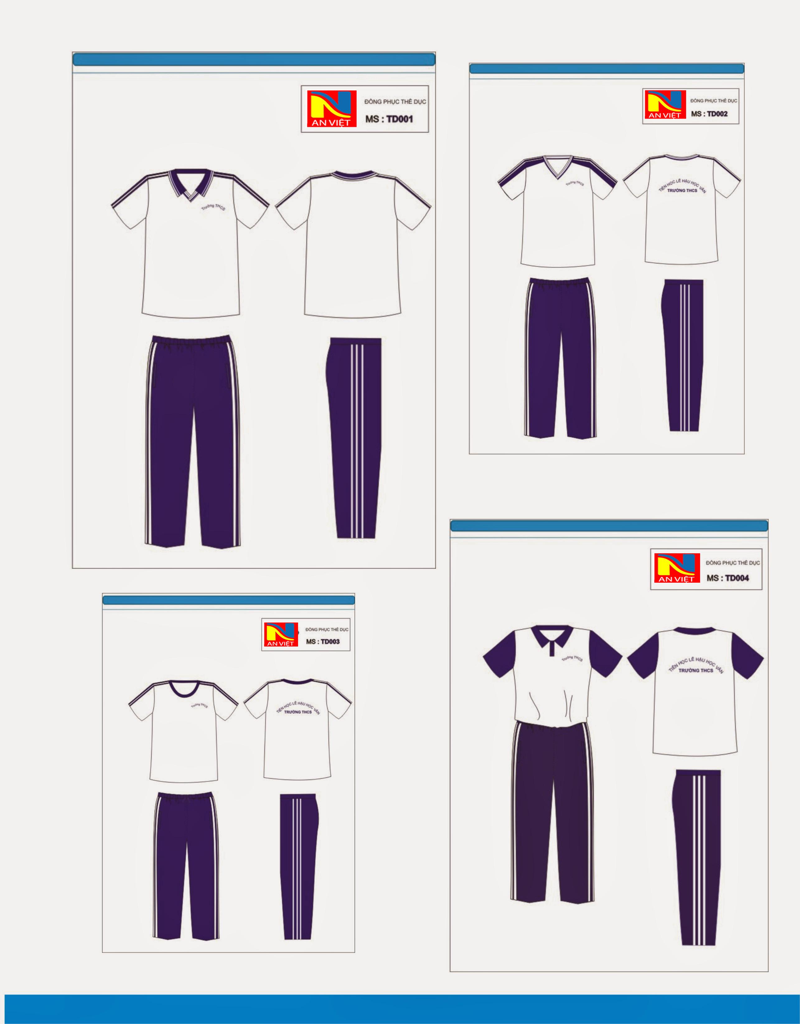 Quần áo thể dục