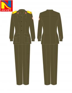 Trang phục Giáo viên GDQP