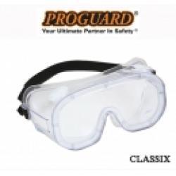 Kính chống hóa chất Classix  - Bảo vệ Mắt Mặt