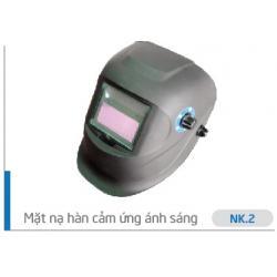 Mặt nạ hàn cảm ứng ánh sáng NK2 - Bảo vệ Mắt Mặt