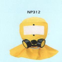 Mặt nạ trùm đầu chống hóa chất  - Bảo vệ Hô Hấp