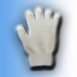 găng tay len sợi 45g màu trắng  - Bảo vệ Tay Cánh Tay