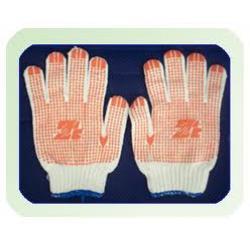 Găng tay len phủ hạt nhựa  - Bảo vệ Tay Cánh Tay