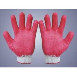 Găng tay len phủ cao su 40g  - Bảo vệ Tay Cánh Tay